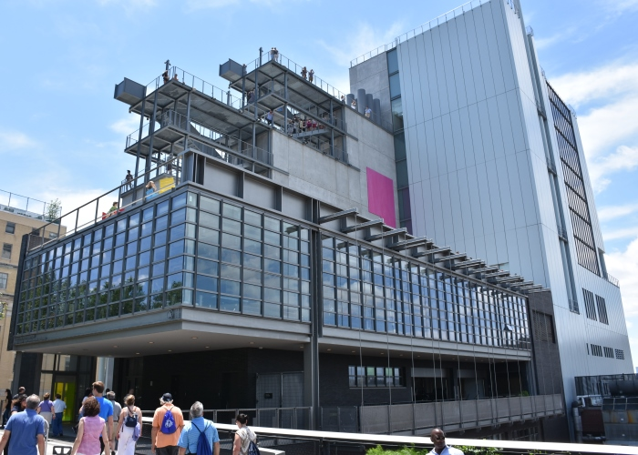 Mary Corse Among Highlights as Whitney Museum Switches to Summer Hours