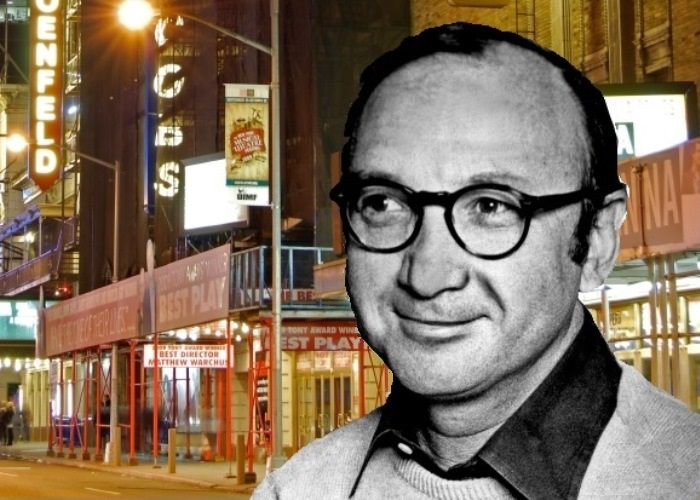 Neil Simon, Who Lit Up Broadway Marquees for Five Decades, Dies at 91