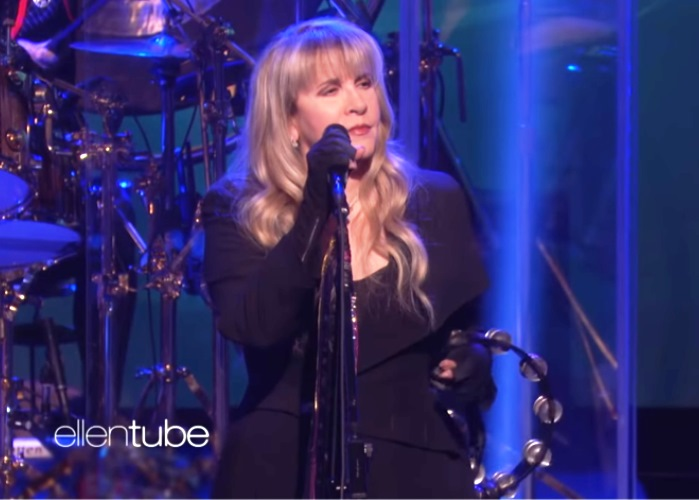 The Mac Is Back! Mick, Stevie, Christine Recapture Fleetwood Mac Magic on Ellen