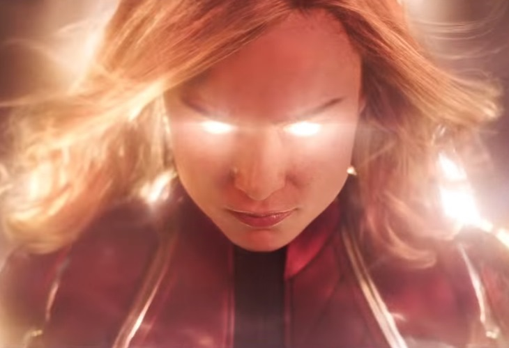 Brie Larson Gets the Captain's Chair in New Capt. Marvel Film (See the New Trailer!)