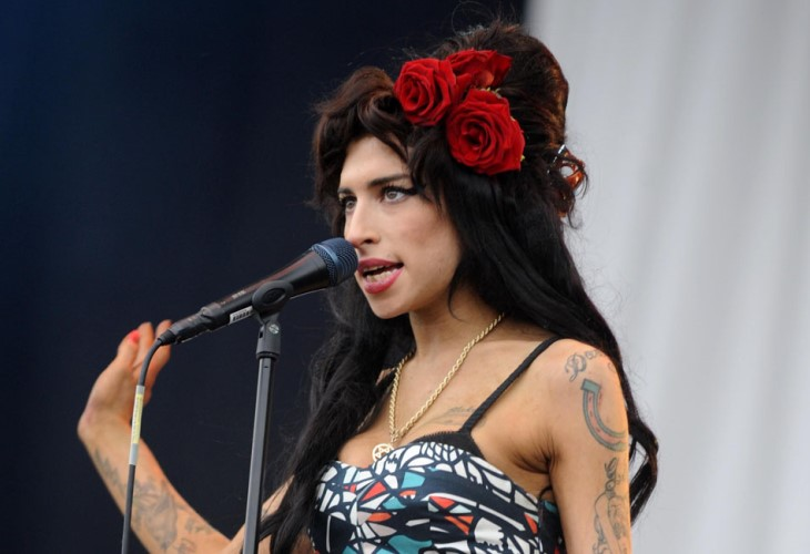 Amy Winehouse Civil War; Blake Fielder-Civil Explodes Over 3D Hologram Tour
