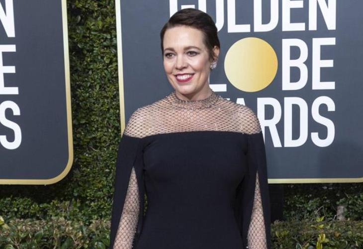 Olivia Colman, 'The Favourite' Smashing at 72nd British Academy Film Awards