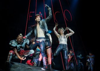 'Bat Out of Hell' a Hellish Vision of Meat Loaf's Seminal Album at NY City Center