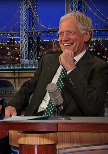 David Letterman Says Indiana Not the Place I Remember as Kid (watch!) 40