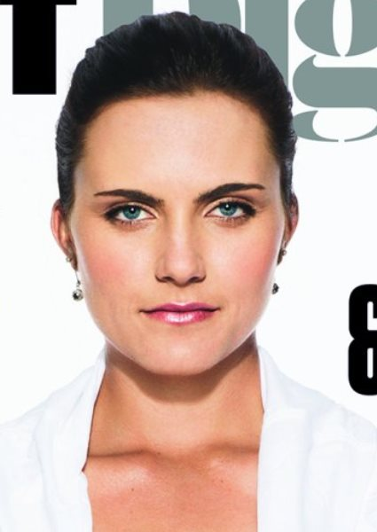 Lexi Thompson Sexes Up Gentleman's Game in Golf Digest... Topless! (photo!) 4