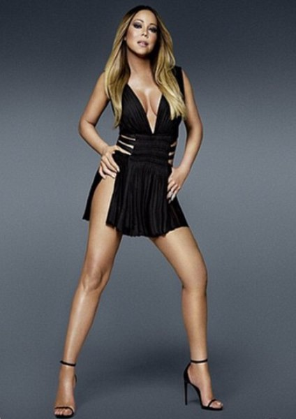 Mariah Carey Remakes Body for New Album: But Is it Really Her? (see!) 20