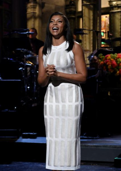 Taraji P. Henson Uses SNL Monologue as (Belated) Coming Out Party (see!) 32