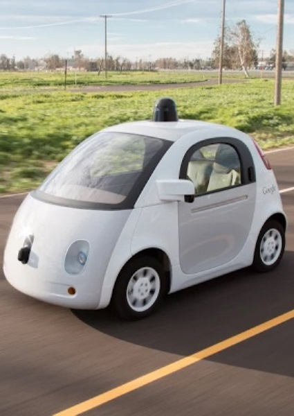 Google Takes Next Step To World Domination, Self-Driving Cars Are Here! 16
