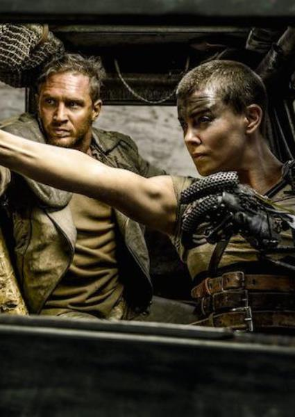 'Mad Max: Fury Road:' Dystopian Hell-on-Wheels Escapism at Its Best 8