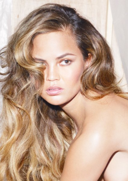 Chrissy Teigen, Top Models Tell Why They Take It All Off in W Mag (photos!) 8