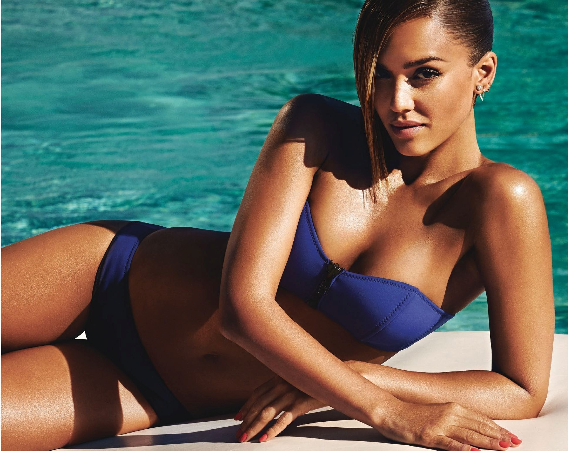 Jessica Alba, Hollywood's Good Girl, Rediscovers Her Sexuality (photos!) 16