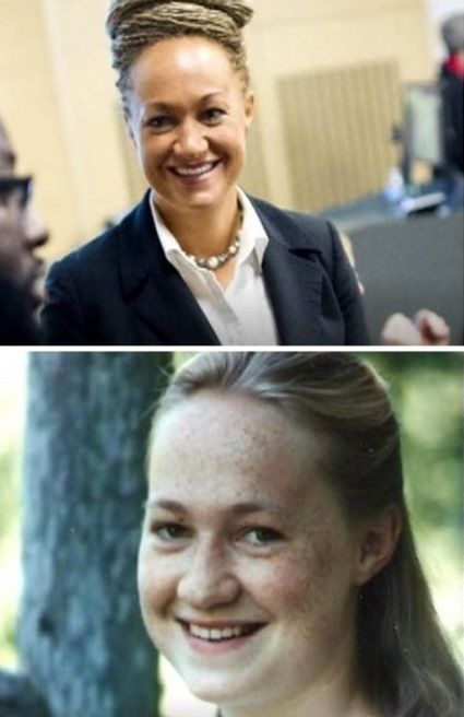 Rachel Dolezal, a High Profile Civil Rights Activist, Is Really White! (video) 32