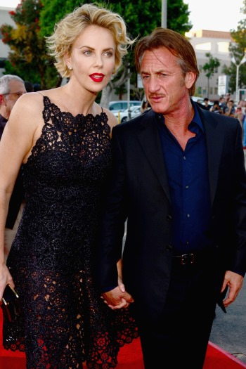 Charlize Theron Calls it Quits on Sean Penn Over His Violent Temper 26
