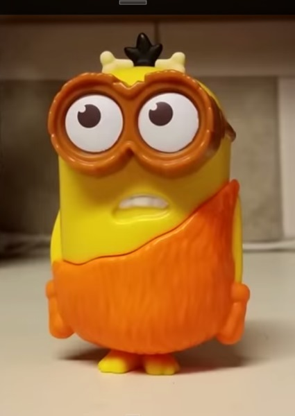 Minions from McDonalds Kids' Meals Swear Like Sailors, Parents Say (see!) 6
