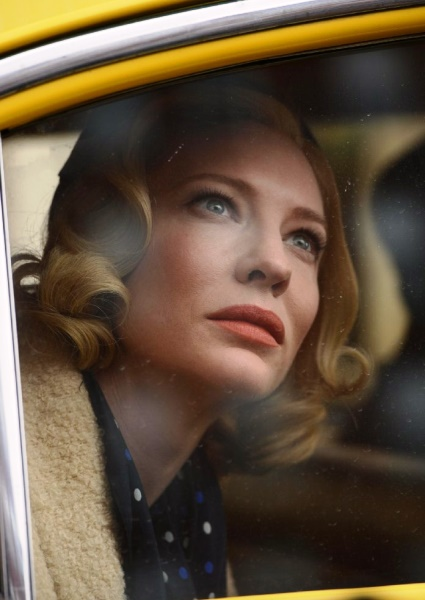 Cate Blanchett in Tale About a Torrid Affair With a Woman (See the Trailer!) 2