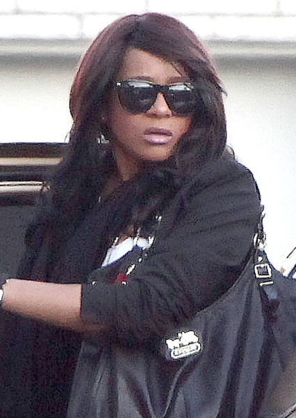Bobbi Kristina Brown 'Death Bed' Photo Surfaces in National Enquirer (See!) 2