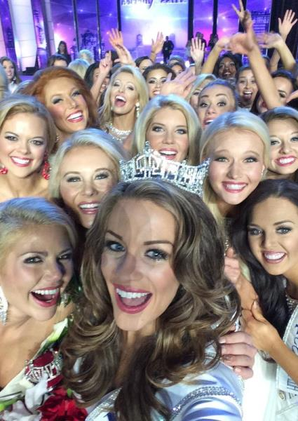 Miss America Betty Cantrell Thought She Blew  Chance for Title (video!) 8