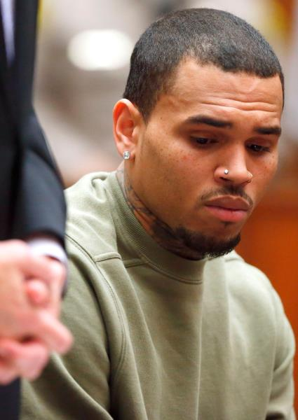 Chris Brown Faces New Trouble Ahead; Aussie Activists Want Him Banned 12