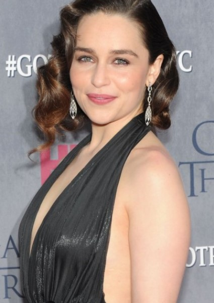 Emilia Clarke Takes Stand on Game of Thrones Nudity--For Men! (video, pics) 3