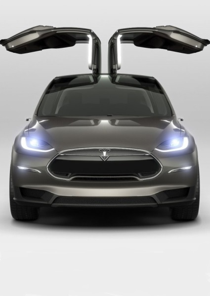 Tesla Targets Suburban Soccer Moms With All-Electric Model X SUV (see!) 6