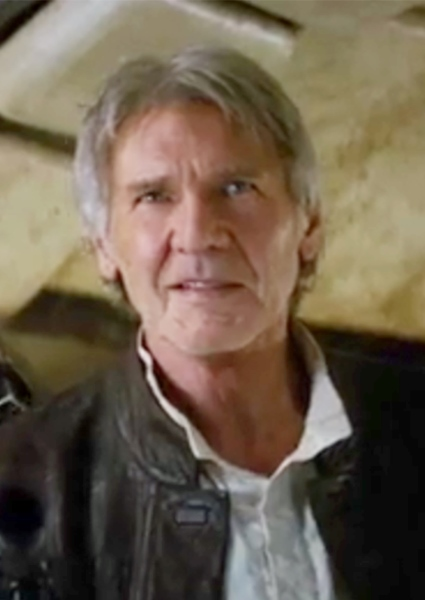 Harrison Ford First Look in 'Star Wars: Force Awakens' NFL Halftime Trailer 8