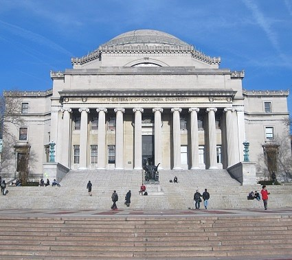 Columbia Student Traumatized By Reading About White People 18