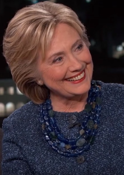 Hillary Clinton Attempts Late Night Schick on Jimmy Kimmel Live (watch!) 3