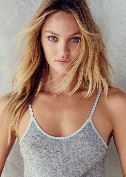 Candice Swanepoel a Victoria's Secret Lingerie Goddess in New Photos! 8