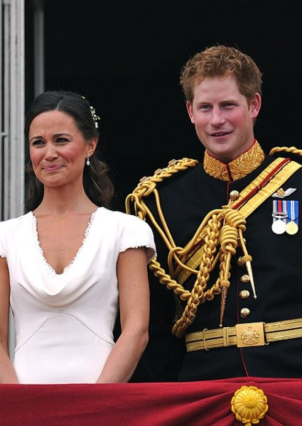 Prince Harry Linked to Pippa; Tabloid Hits a New Low in Fake Reporting 2