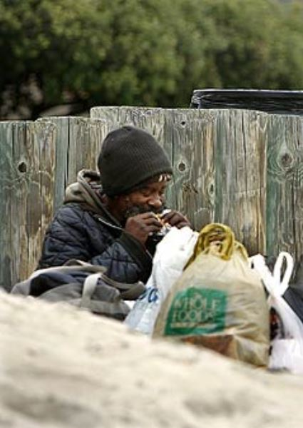 Baltimore City to Homeless: Eat Snow! New Shelter Policy Freezes Them Out 2