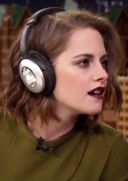 Kristen Stewart Flashes Hollywood Cool with F-Bombs on Fallon (watch!) 18