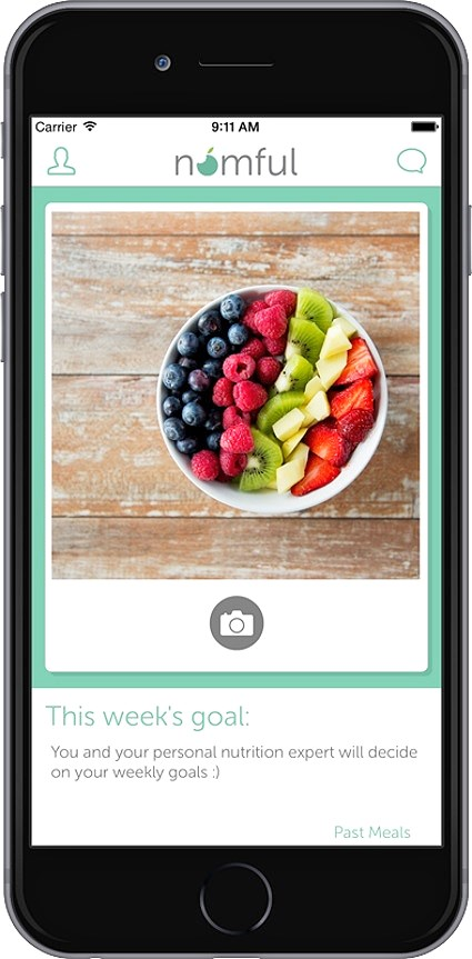 Fitness App Puts Nutrition Coaching And Diet Advice At Your Fingertips 6