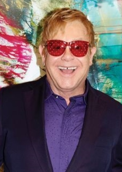 Elton John Finds His Inner Happiness in New 'Wonderful Crazy Night' (video) 28