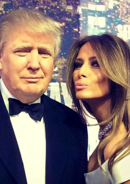 Melania Trump Would Be Only Second Foreign-Born First Lady; Who's First? 46