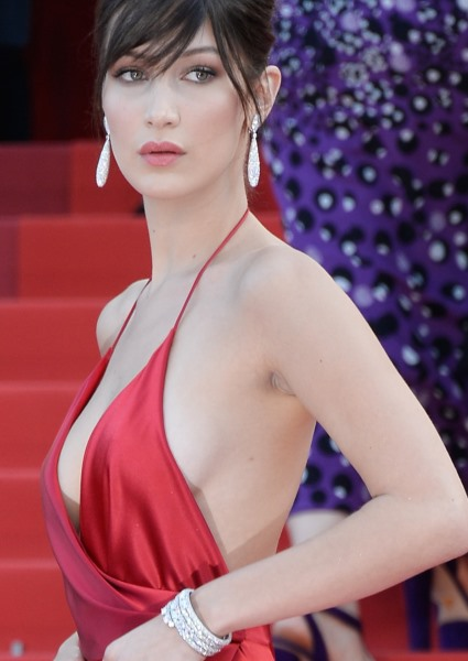 Bella Hadid Takes Cake for Cheesecake on Cannes Red Carpet (photos!) 6
