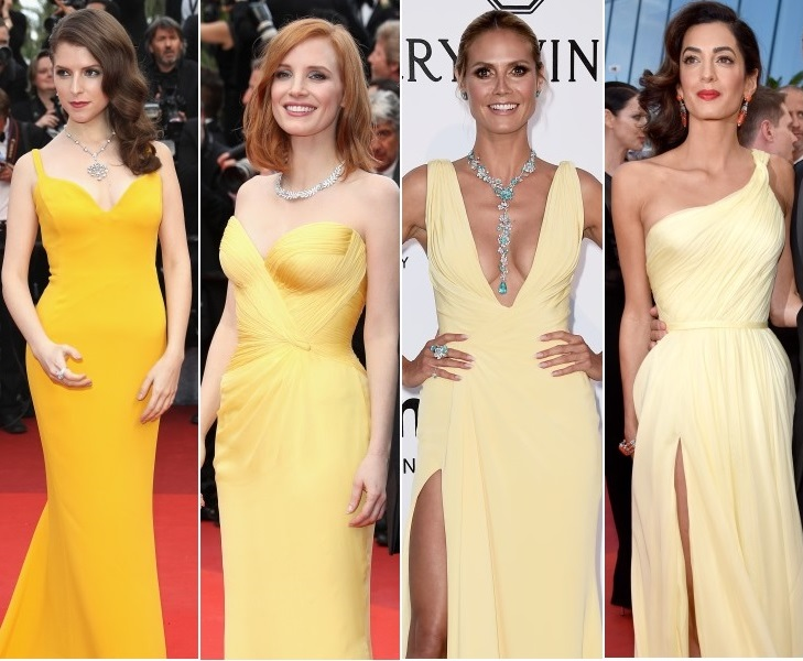 Amal Clooney, Top Celebs Make Gold Hot Cannes Fest Commodity (Photos!) 18