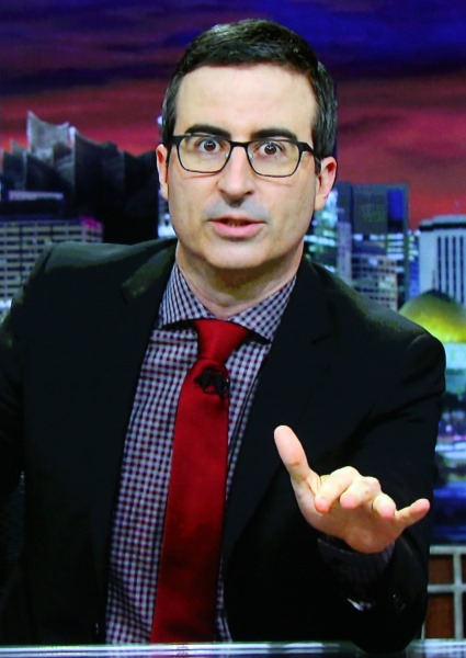 Wagging the Dog: John Oliver Dissects Trump's Syrian Missile Strike (Watch!) 8