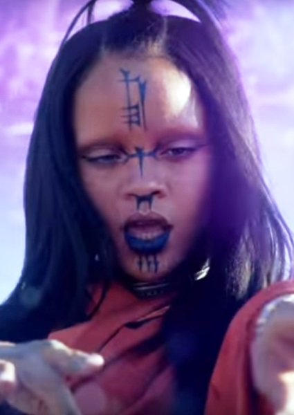 Rihanna Goes Out of this World for New 'Sledgehammer' Video (Watch!) 28