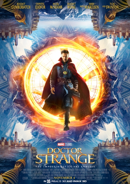 Dr. Strange Discovers His Strange Powers in New Marvel Trailer (see!) 10