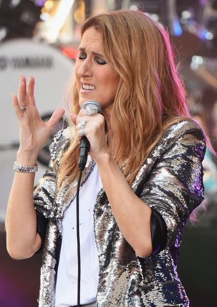 Celine Dion Pours Out Her Heart in 'Today' Summer Concert (watch) 20