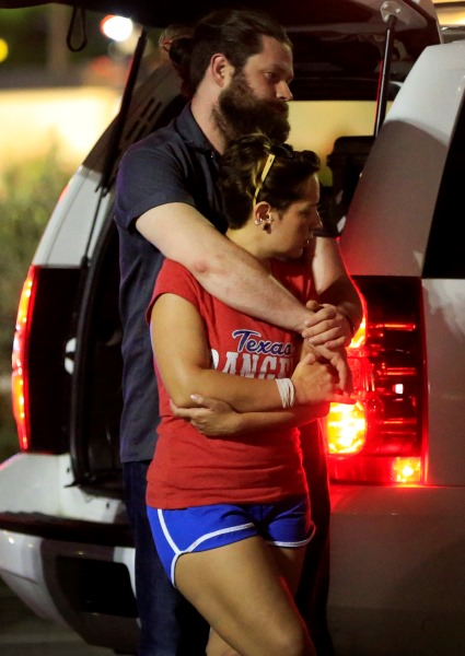 Texas Reaps Gun Culture Whirlwind; 'Snipers' Slay 5 Dallas Police Officers 8