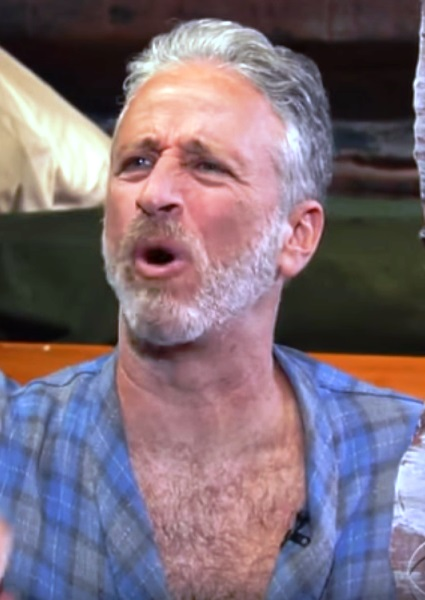 Stephen Colbert Goes Deep Off Grid to Find Jon Stewart for Late Show (see!) 2