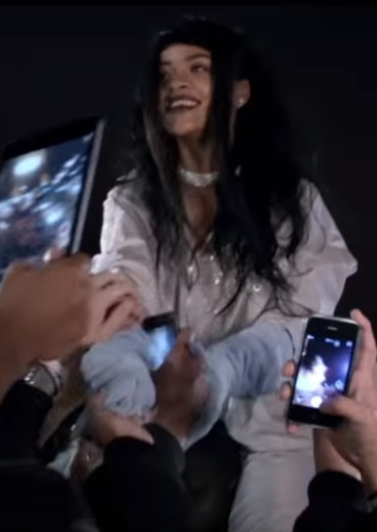 Rihanna: The Good, Bad, Ugly About New Goodnight Gotham Video Tease 24