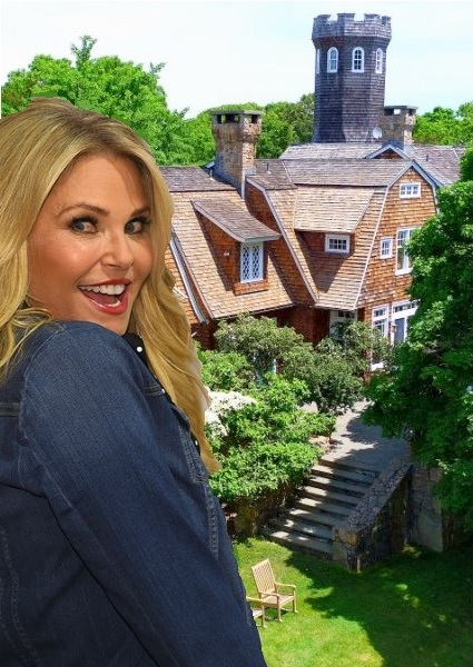 Christie Brinkley: Sleep in My Bedroom at Hamptons Estate For Mere $30M! 10