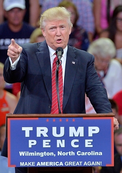 Donald Trump Megalomania Unbridled; Suggests Offing Clinton, Court Justices 10