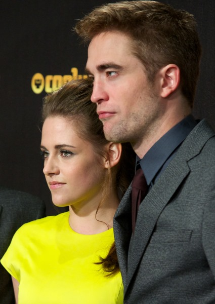 Kristen Stewart Says Robert Pattinson Relationship 'Made Into Product' 26