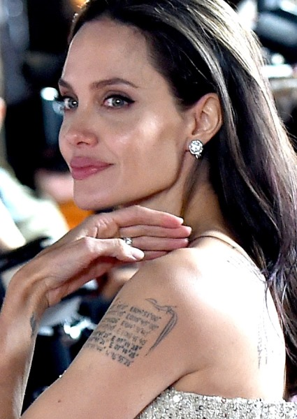 Angelina Jolie Swears Off Dating After Three Failed Marriages, Six Kids 8
