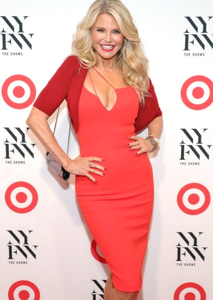 Christie Brinkley Vegan Diet, Exercise, Beauty Tips: Wows NY Fashion Week 8