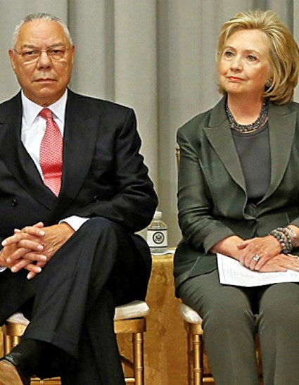 Colin Powell: Hillary 'Screws Up Everything She Touches With Hubris' 16