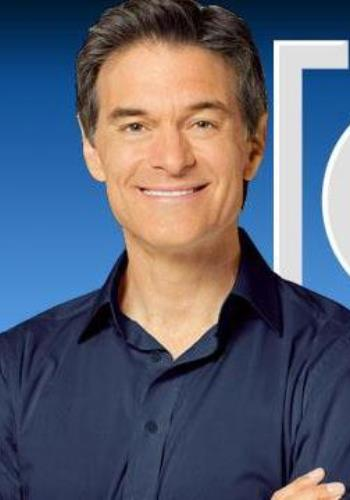 Donald Trump Turns to 'Quack' TV Doc Mehmet Oz for Health Opinion?!? 7